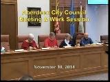 Aberdeen City Council – November 10, 2014