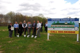 Kiddie Academy of Abingdon ‐ Groundbreaking Ceremony