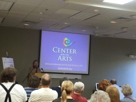 Center for the Visual and Performing Arts to Hold Community Meetings in Jarrettsville and Joppa