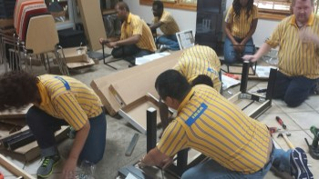 The Homecoming Project Wins IKEA Life Improvement Challenge