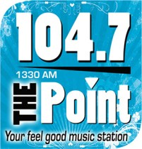 Our friends at 1330 AM/104.7 FM The Point are about to extend their signal.