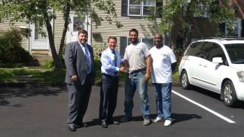 Roads to Improvement for Edgewood Neighborhood