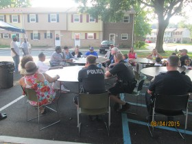 "Havre de Grace Housing Authority Participates in ""National Night Out"""