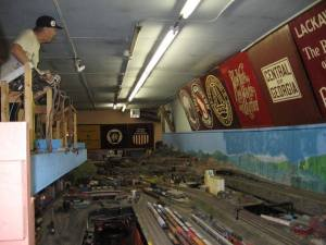 Visitors attending Doors Open Baltimore on October 24 can see the Baltimore Society of Model Engineers building, the model railroad club with the largest permanent display in the mid-Atlantic.