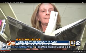 Mary, Mary, What Ya Reading?