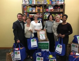 Harford County Office on Aging's Food Drive Nets 350 Pounds of Donations