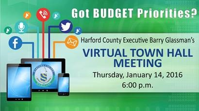 Virtual Town Hall Meeting