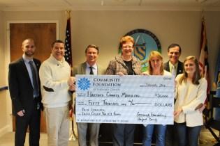 Ben Boniface Deer Creek Valley Fund Awards $50,000 Grant For Deer Creek Kayak/Canoe Launch