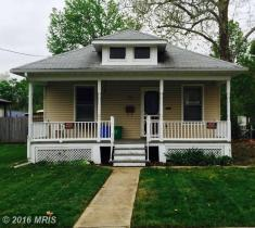 Featured Home Of The Week – 118 Edmund St Aberdeen, MD 21001