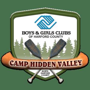 BGC Camp Hidden Valley Logo