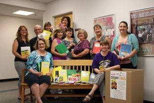 """Wegmans Donation to """"Stuff the Bus"""" Collection for School Supplies Sets New Bar for Local Businesses"""