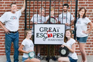 """Great Escapes Harford"" Will Bring Popular International Gaming Trend to Bel Air"
