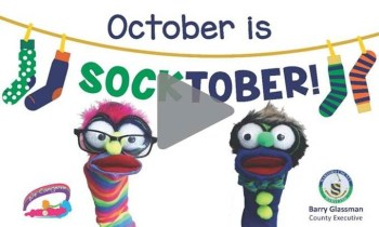 "Harford Launches October ""SOCKtober"" Donation Drive for the Homeless"
