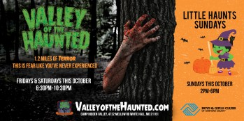 A Scary Valley In Harford County?