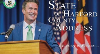 """Harford County Executive Glassman's State of the County Address: """"Journey to Success"""""""
