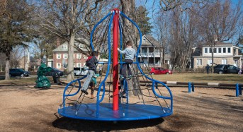 TYDINGS PARK UPGRADE AND IMPROVEMENT PROJECT ON TRACK FOR THE SPRING