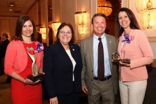 Kathy Walsh Receives ATHENA Leadership Award
