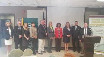 Route 40 Business Association Installs new Board and awards scholarships at May Luncheon
