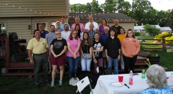 Joppatowne Lions & Leos Clubs Officers Installed