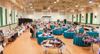 """Shop, Snack, Sip and Help those Experiencing Homelessness at """"Hope in Handbags-Silent Purse Auction & Retail Sale"""" September 8th-9th"""