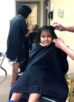 Free Haircuts Help Harford County Kids Go Back to School in Style