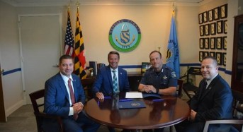 Harford County Executive Glassman, Sheriff Gahler Sign MOU on Employee Negotiations with Sheriff's Office Unions