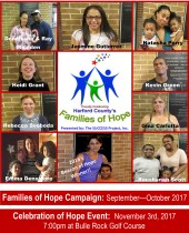 "Nine Local Families Nominated in the Second Annual SUCCESS Project ""Families of Hope Campaign"""