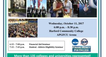 HCPS ANNUAL COLLEGE AND CAREER FAIR TO BE HELD OCTOBER 11