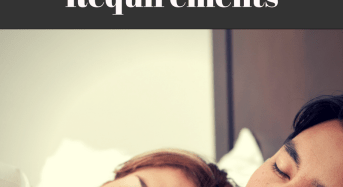 The Difference Between a Man and a Woman's Sleep Requirements