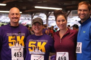 Holly's Hope 5K and 1 Mile Walk Raises Funds and Awareness for SARC