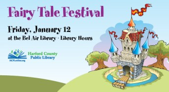 Bel Air Library Hosts Annual Fairy Tale Festival