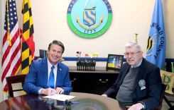 Harford County Executive Barry Glassman Signs Statement of Support for the Guard and Reserve