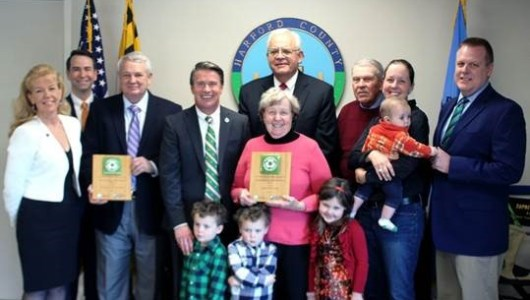2017 Harford County Business Recycling and Waste Reduction Awards