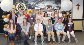 "The John Carroll School Welcomes 27 Inaugural ""Carroll Scholars"" to its Class of 2022"