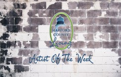 Harford County Living's Artist of the Week – Antonio Moore