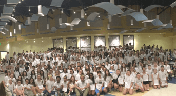 Patterson Mill Middle School Holds 3rd Annual Ghost Day