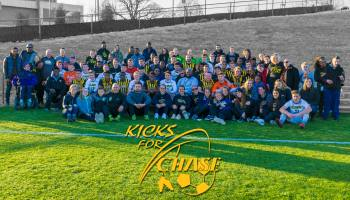 """Kicks for Chase"" Raises More Than $4K for The Arc Northern Chesapeake Region"
