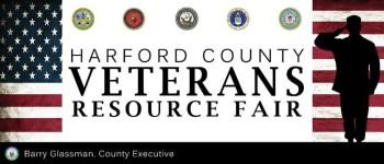 Harford County Veterans Resource Fair Saturday, Nov. 10