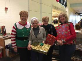Chesapeake Cancer Alliance Wraps Up Holiday Gifts With Freedom Federal Credit Union Sponsorship