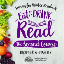 Winter Reading: Eat, Drink, Read: The Second Course