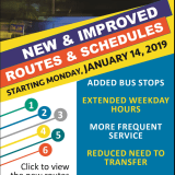 Harford Transit LINK Adds Bus Stops, Extends Weekday Service Hours