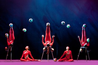Golden Dragon Acrobats to Perform at Amoss Center