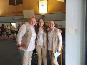 Girl Scout Troop 5959 Holds Homeless Not Hopeless Workshop