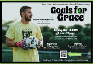 "Second ""Goals for Grace"" Soccer PK Registration Now Open"