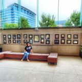 Local Artist Featured at the World Trade Center in Baltimore