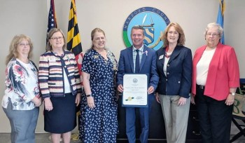 Harford County Honors Daughters of the American Revolution for Constitution Week Sept. 17 – 23