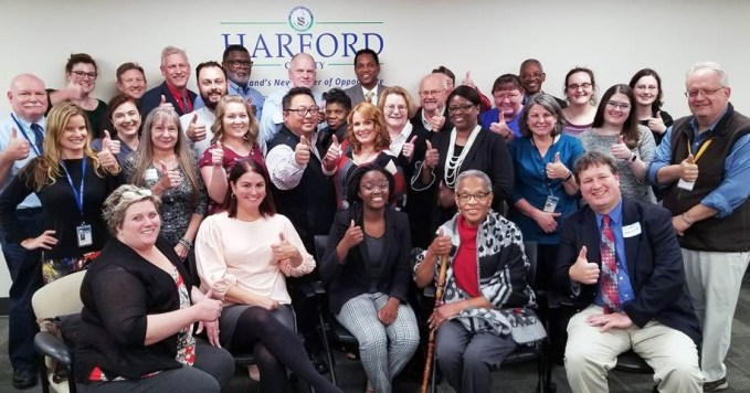 Harford County Planning for 2020 Census