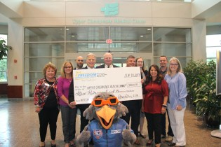 Freedom Federal Credit Union Donates To University Of Maryland Upper Chesapeake Health Foundation Through The Hits For Healthy Kids Program