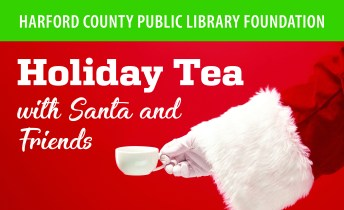Holiday Tea with Santa and Friends on December 7