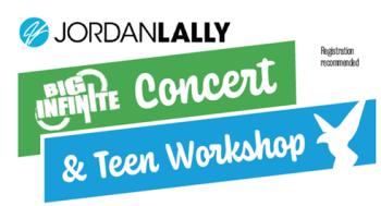 Jordan Lally and His Big Infinite Band Perform Free Family-Friendly Concert at Abingdon Library